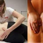 A picture showing both physio and massage