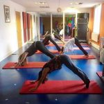 Shefali's Workout at Work Yoga Class, Central Health Physiotherapy