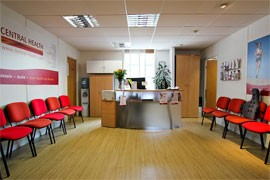 Physio Clinic in Chancery Lane
