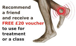Free physiotherapy voucher offer