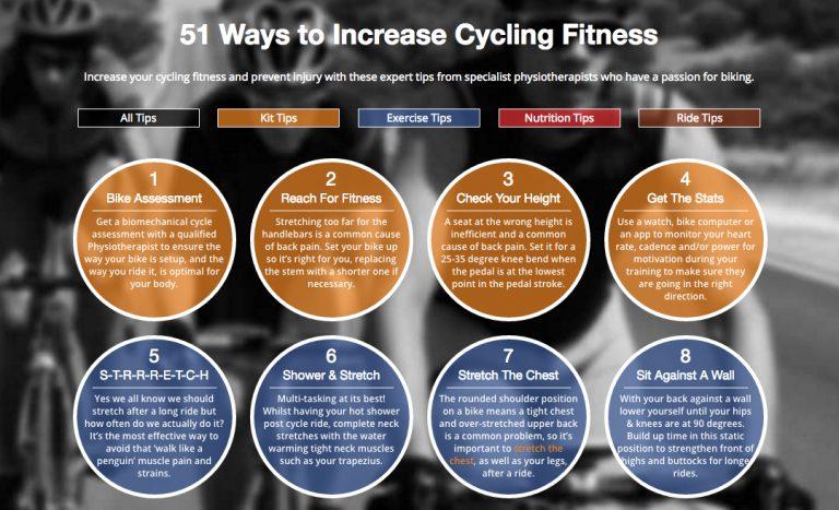 51 ways to increase cycling fitness thumbnail