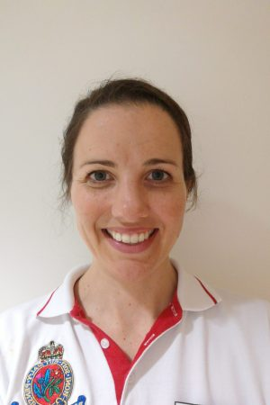 Aisling Condon, phyiotherapist with Central Health Physiotherapy