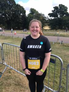 """""""Run 5km for Ovarian Cancer Action"""". How hard can it be?"""
