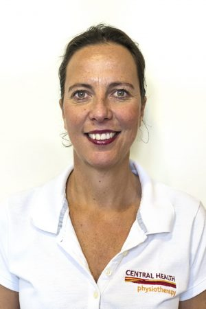 Central Health Physiotherapy physio Audette James
