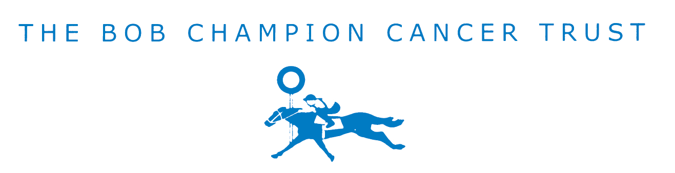 Logo for Bob Champion Cancer Trust
