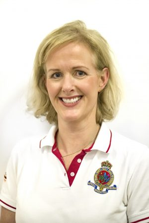 Camilla Curtis, physiotherapist with Central Health Physiotherapy