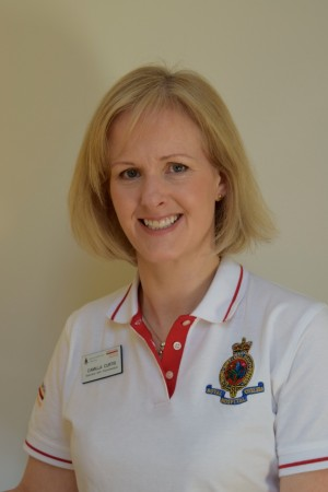 Physiotherapist Camilla Curtis Central Health Physiotherapy
