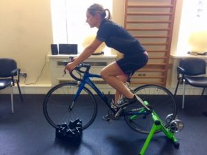 Low Back Pain Whilst Cycling?