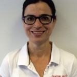 Daphna Sharf-Rasin, occupational therapist with Central Health Physiotherapyt