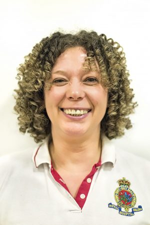 Emily Low, massage therapist with Central Health Physiotherapy