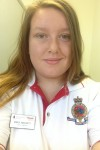 Administrative Assistant Emily Mackett, based at The Royal Hospital Chelsea