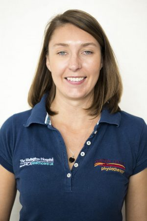 Central Health Physiotherapy physio Emma Brown