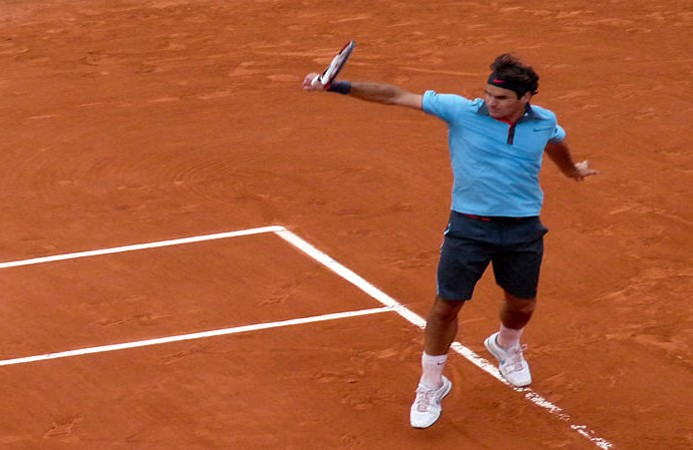Grand Slam Tennis Part I: The French Open