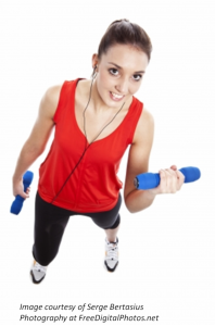 New Year Get Fit Resolutions for Parents