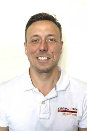 Central Health Physiotherapy physio Jamie Lee
