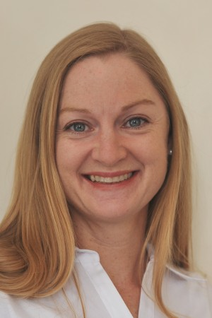 Katie Jeitz, specialist women's health physiotherapist