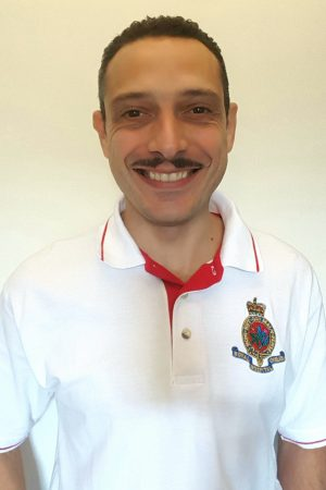 Mathias Alberton, Massage Therapist with Central Health Physiotherapy