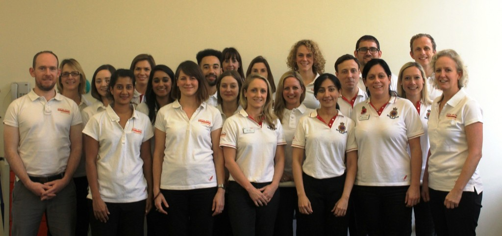 Central Health Physiotherapy Team
