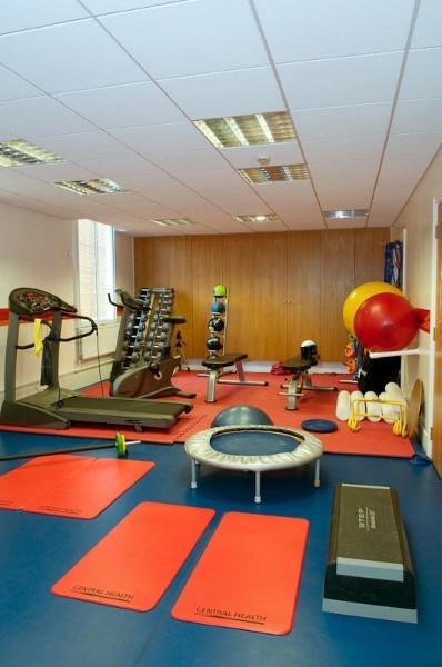 Central Health Chancery Lane Gym
