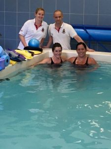 Chelsea Hydrotherapy Pool Team