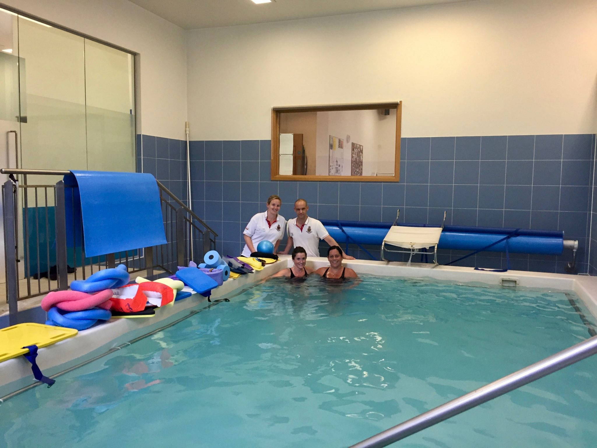 The Chelsea Hydrotherapy Team
