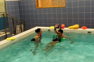 Hydrotherapy Pool Treatment In Chelsea London