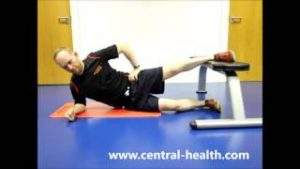 Adductor Side Plank Exercise Video