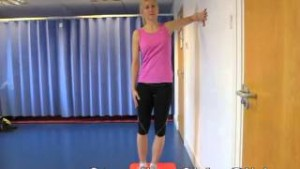 Lumbar Side Stretch