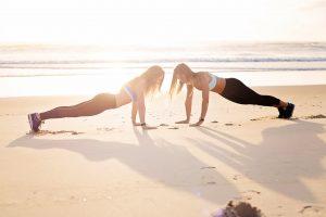 Beach HIIT Workout Programme