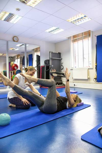 1 to 1 Pilates Class with Instructor