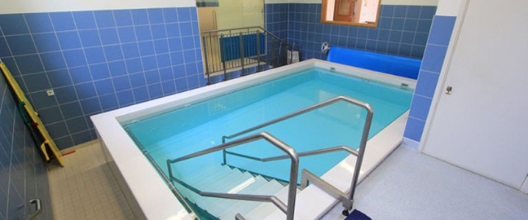 Royal Hospital Chelsea Hydrotherapy Pool