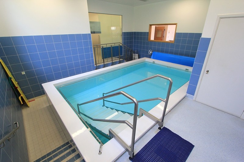 Chelsea Hydrotherapy Pool